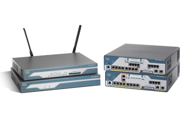 cisco router_1800_series